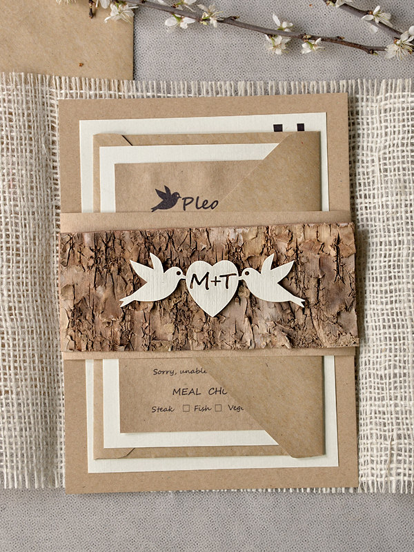 Rustic Wedding Invitation 4 06142017nz