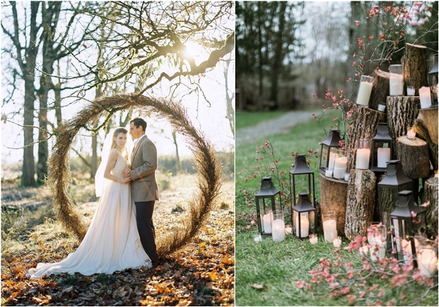 30 Country Rustic Wedding Ideas Thatll Give You MAJOR Inspiration  Deer Pearl Flowers
