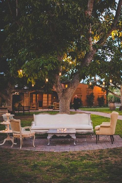 30 Fabulous Wedding Lounge Furniture Ideas for Reception