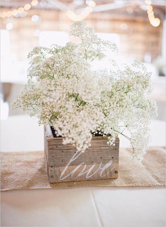68 Babys Breath Wedding Ideas for Rustic Weddings  Deer Pearl Flowers