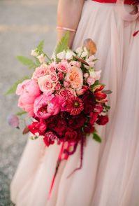 45 Deep Red Wedding Ideas for Fall/Winter Weddings | Deer ...