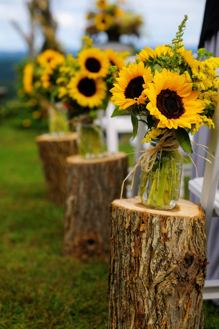 50 Tree Stumps Wedding Ideas for Rustic Country Weddings  Deer Pearl Flowers  Part 2