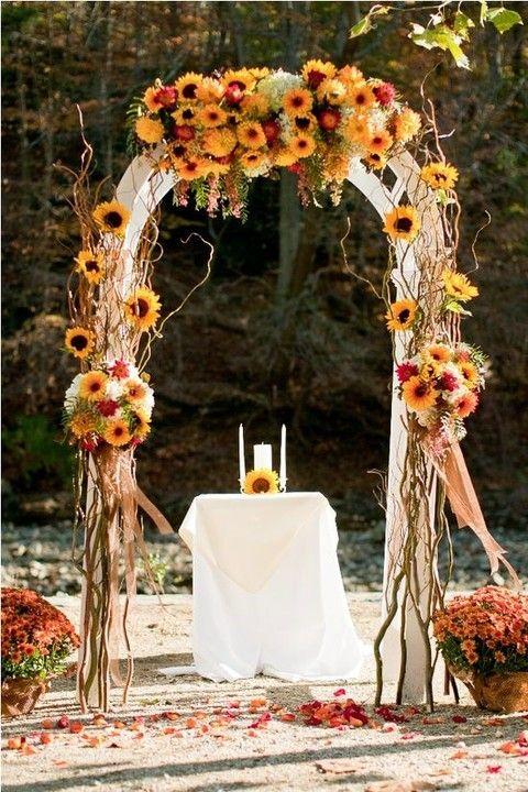 70 Sunflower Wedding Ideas and Wedding Invitations  Deer Pearl Flowers  Part 2