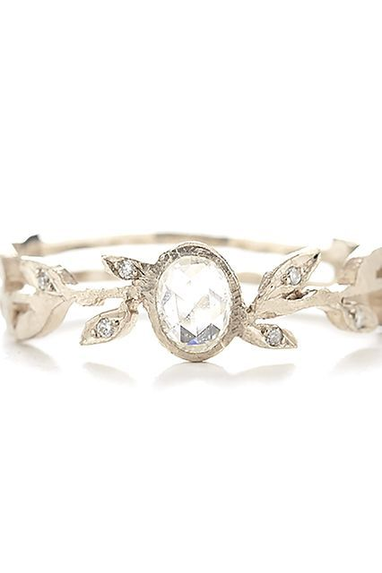40 Gorgeous Wedding Bands for Women  Deer Pearl Flowers  Part 2