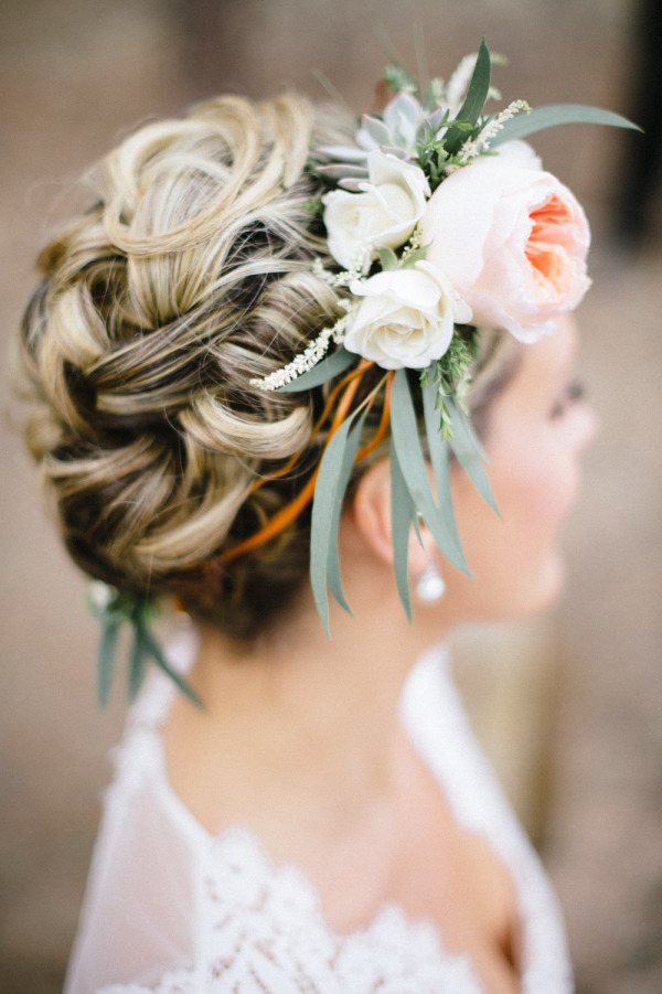 30 Fabulous Most Pinned Updos for Wedding with Tutorial