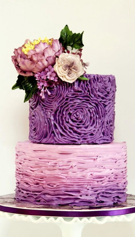 25 Buttercream Wedding Cakes Wed Almost Kill For With