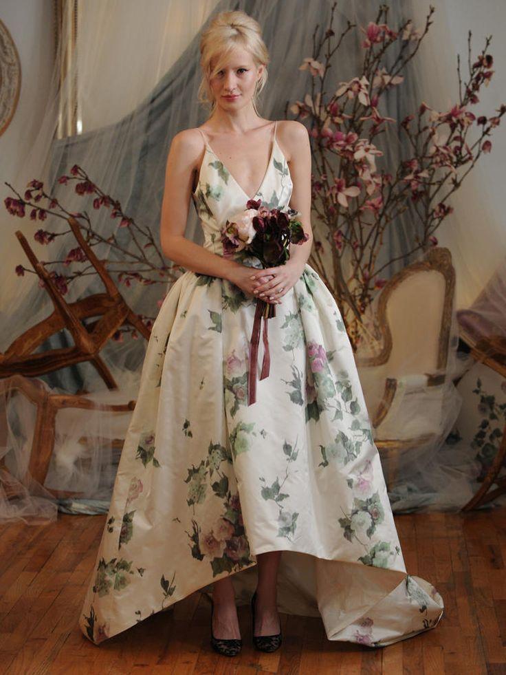 Top 25 High Low Wedding Dresses Deer Pearl Flowers