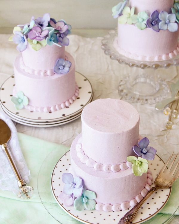 20 Mini Wedding Cakes Too Good To Eat Plus Tutorials Deer Pearl