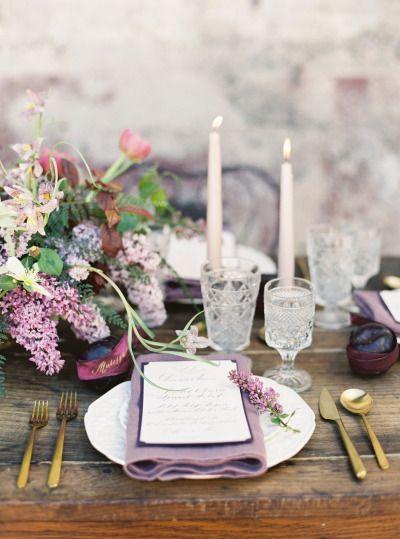 Fall Wooden Wallpaper 45 Plum Purple Wedding Color Ideas Deer Pearl Flowers