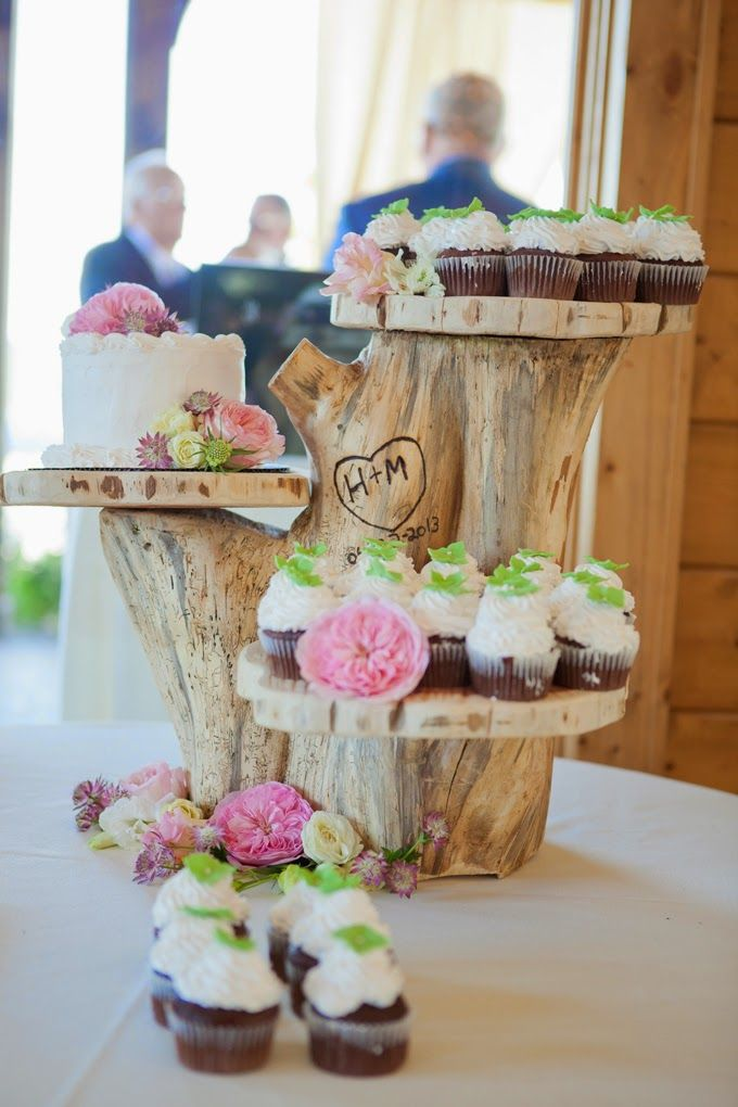50 Tree Stumps Wedding Ideas for Rustic Country Weddings  Deer Pearl Flowers