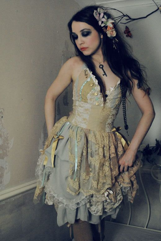 Steampunk Wedding Dresses Archives Deer Pearl Flowers