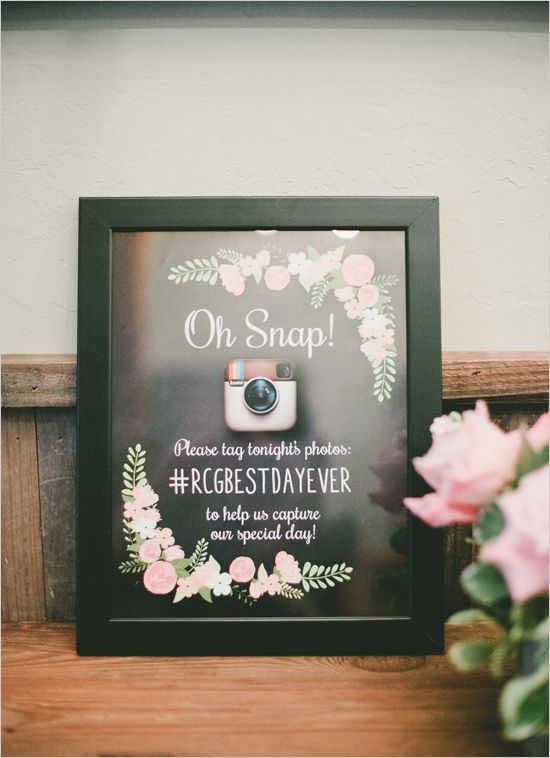 50 Awesome Wedding Signs Youll Love  Deer Pearl Flowers  Part 2