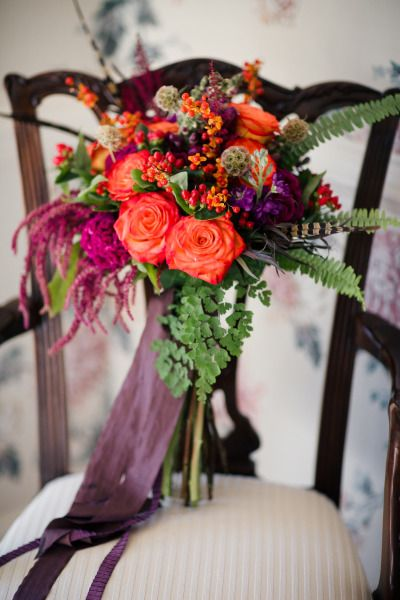 50 StealWorthy Fall Wedding Bouquets  Deer Pearl Flowers