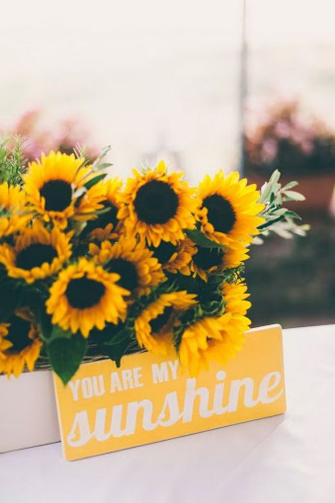 70 Sunflower Wedding Ideas and Wedding Invitations  Deer