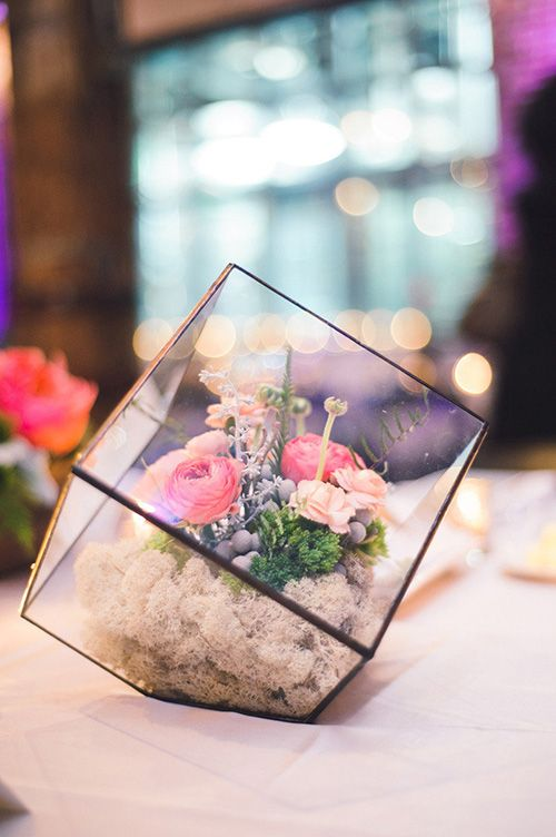 50 Creative Geometric Wedding Ideas Deer Pearl Flowers