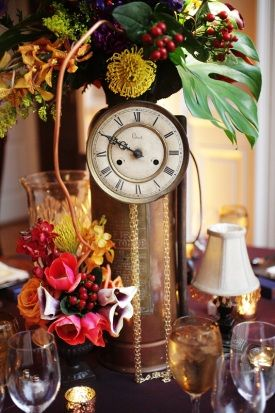 50 Awesome and Unique Steampunk Wedding Ideas  Deer