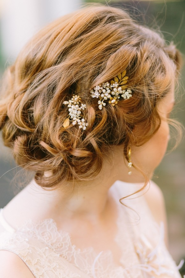 Wedding Half Updos For Medium Length Hair
