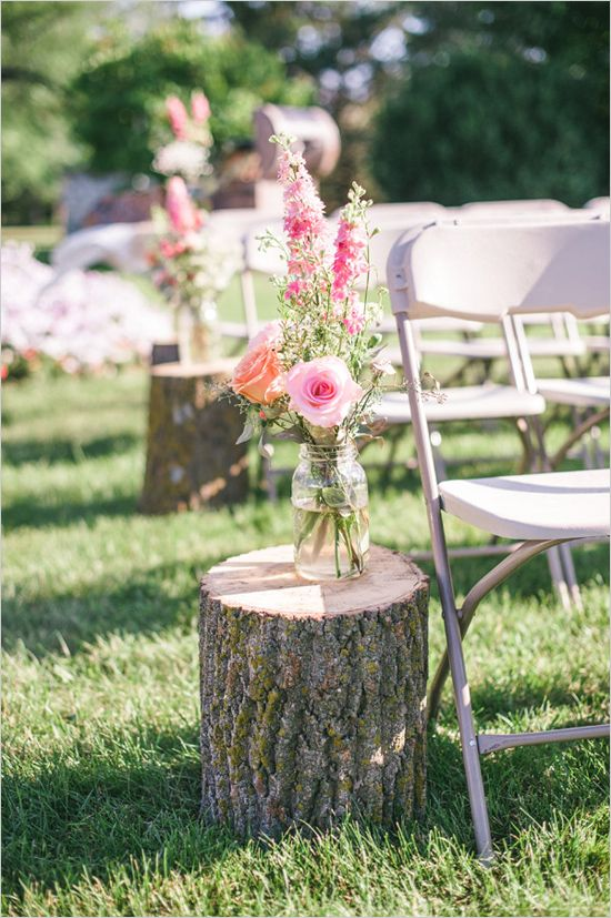 50 Tree Stumps Wedding Ideas for Rustic Country Weddings