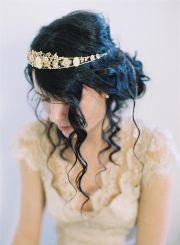 bridal hairstyles romantic
