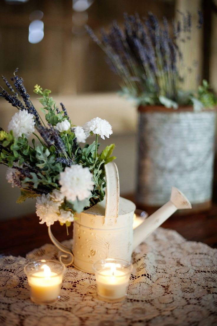 Top 15 Rustic Country Wateringcan Wedding Ideas  Deer Pearl Flowers