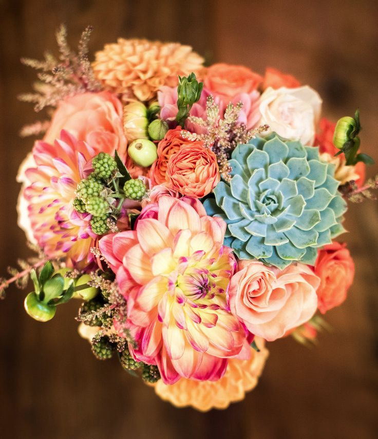 Fall Succulent Wallpaper 40 Dahlias Wedding Bouquets And Cakes Deer Pearl Flowers