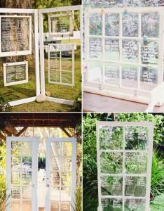 Windows  doors wedding seating chart ideas also your guests will love deer pearl rh deerpearlflowers