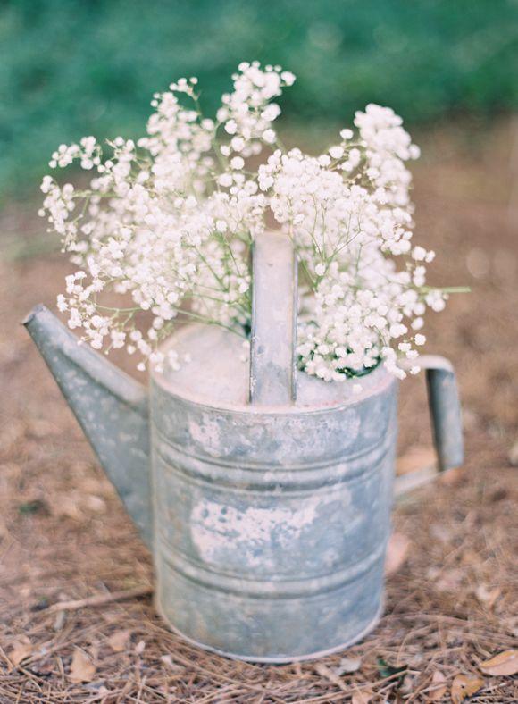 Top 15 Rustic Country Wateringcan Wedding Ideas  Deer