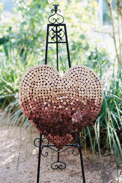 30 Wine Corks Country Wedding Ideas With Tutorials Deer Pearl Flowers