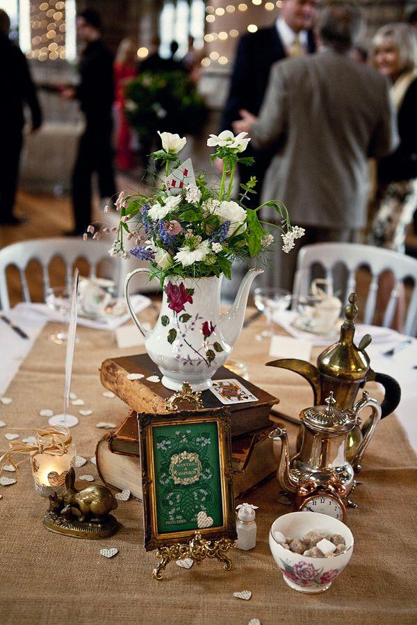35 Vintage Teapot and Teacup Wedding Ideas  Deer Pearl Flowers