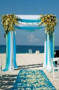 40+ Great Ideas of Beach Wedding Arches | Deer Pearl ...