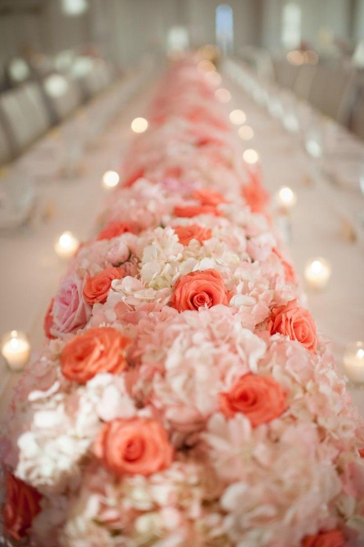 45 Coral Wedding Color Ideas You Dont Want to Overlook  Deer Pearl Flowers