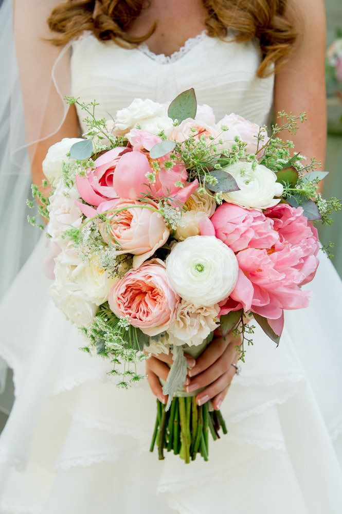 25 Most Gorgeous Garden Rose Bridal Bouquets  Deer Pearl Flowers