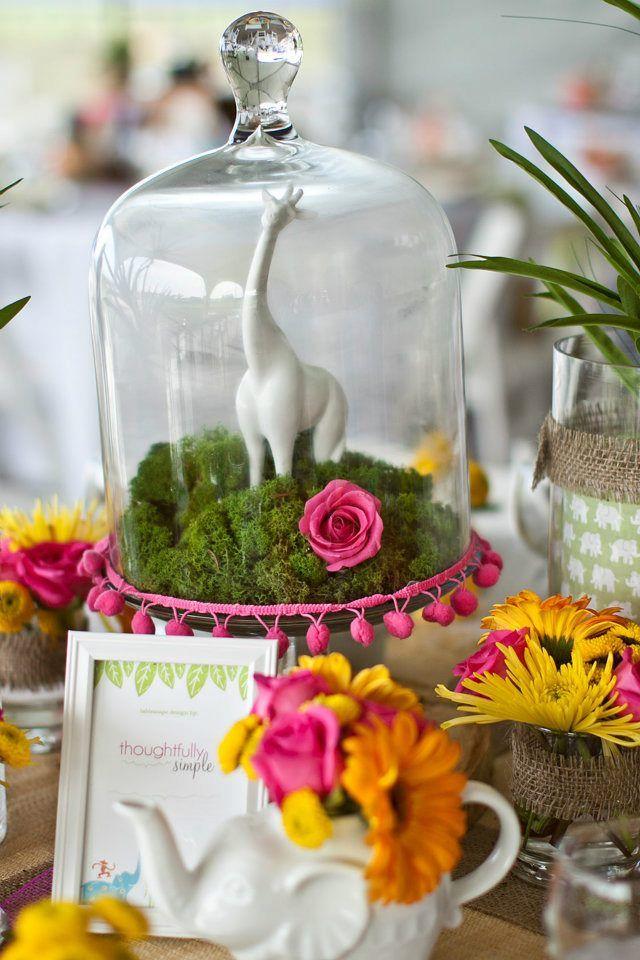 20 Unique Rustic Terrarium Wedding Centerpieces  Deer Pearl Flowers