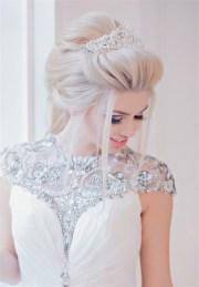 stylish bridal wedding hairstyles