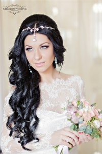 Top 25 Stylish Bridal Wedding Hairstyles for Long Hair ...