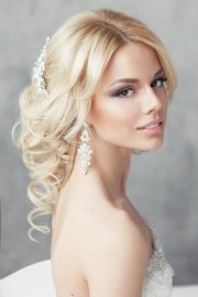 loose updo wedding updos deer