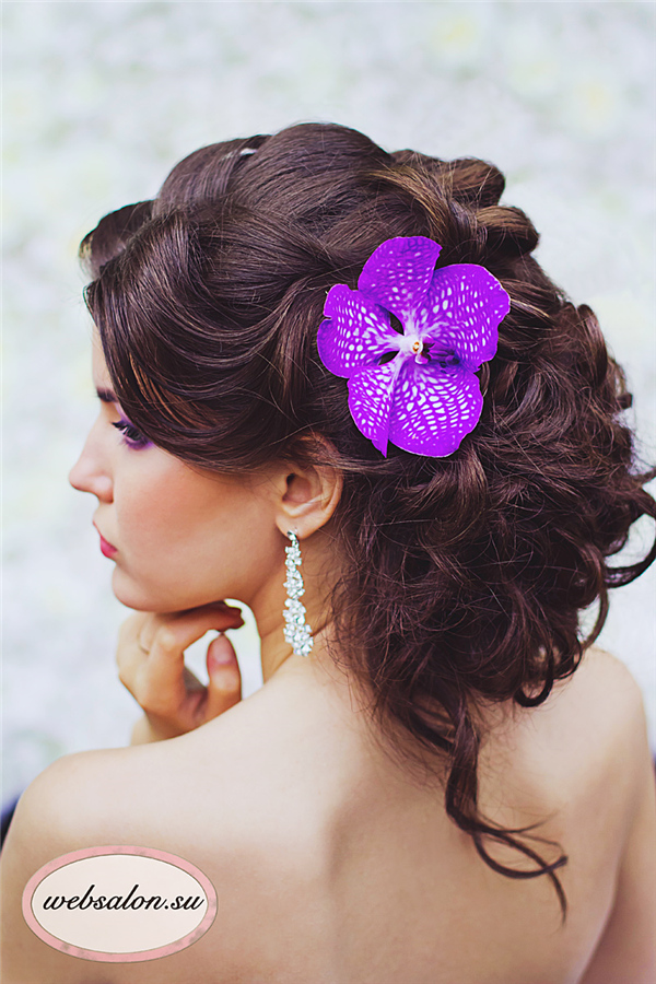 25 Incredibly Eyecatching Long Hairstyles for Wedding