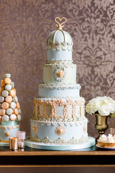 The 25 Prettiest Floral Wedding Cakes Youve Ever Seen