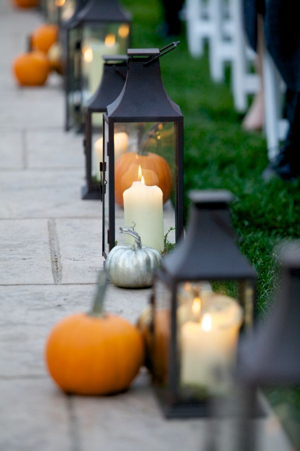 27 Creative Lanterns Wedding Aisle Decor Ideas Deer Pearl Flowers