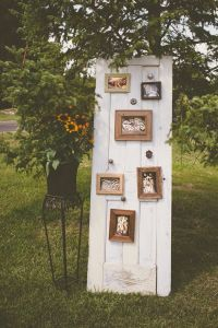 35 Rustic Old Door Wedding Decor Ideas for Outdoor Country ...
