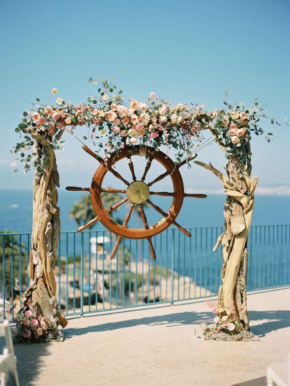 40 Great Ideas of Beach Wedding Arches  Deer Pearl