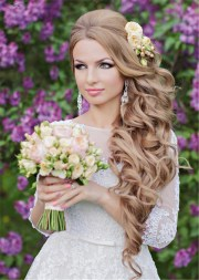 stylish bridal wedding hairstyles