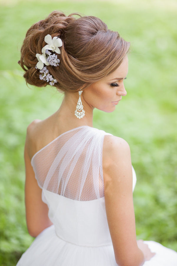 20 Most Beautiful Updo Wedding Hairstyles To Inspire You Deer