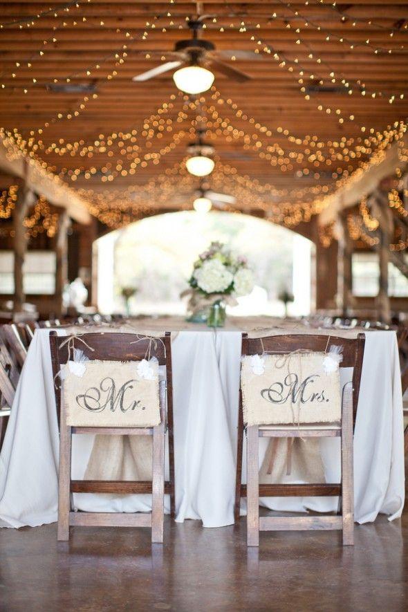 30 Romantic Indoor Barn Wedding Decor Ideas with Lights  Deer Pearl Flowers