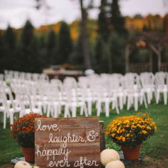 Beach Chairs Big Lots Rocker And Recliner Chair 40 Amazing Outdoor Fall Wedding Décor Ideas | Deer Pearl Flowers