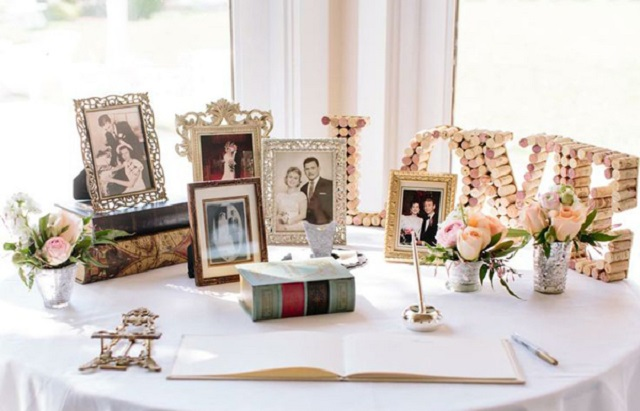 Wedding Accessories And Decorations