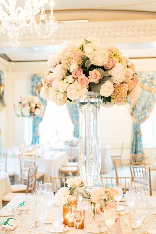 20 Glam Tall Floral Wedding Centerpieces Deer Pearl Flowers