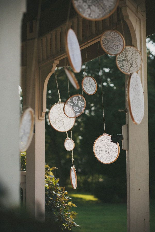 25 Unique Embroidery Hoops Boho Wedding Decor Ideas  Deer Pearl Flowers