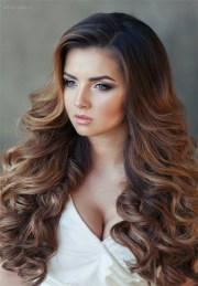 bridal hairstyle long
