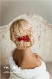 blond wedding updo hairstyle